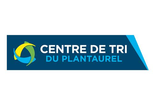 logo centre de tri plantaurel