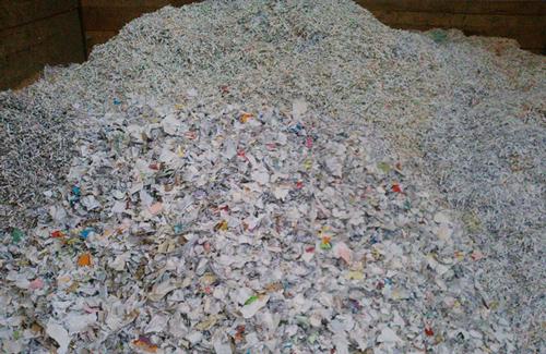 tri recyclage papier